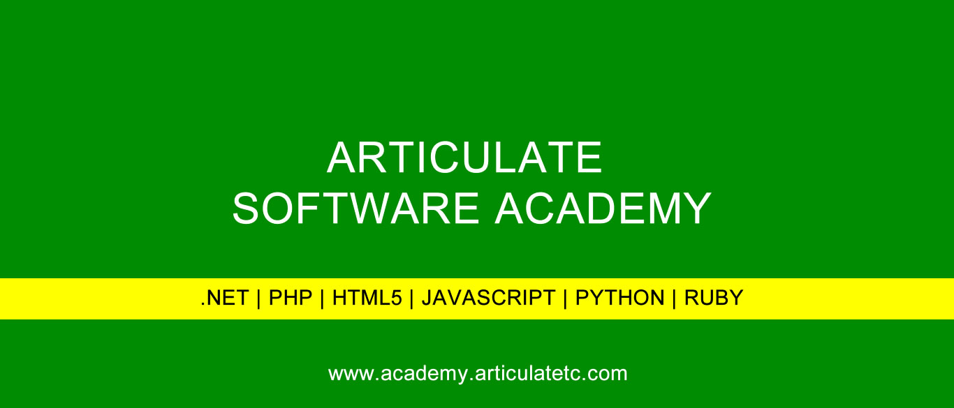 articulate software academy